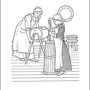 free coloring pages pioneers - photo#18