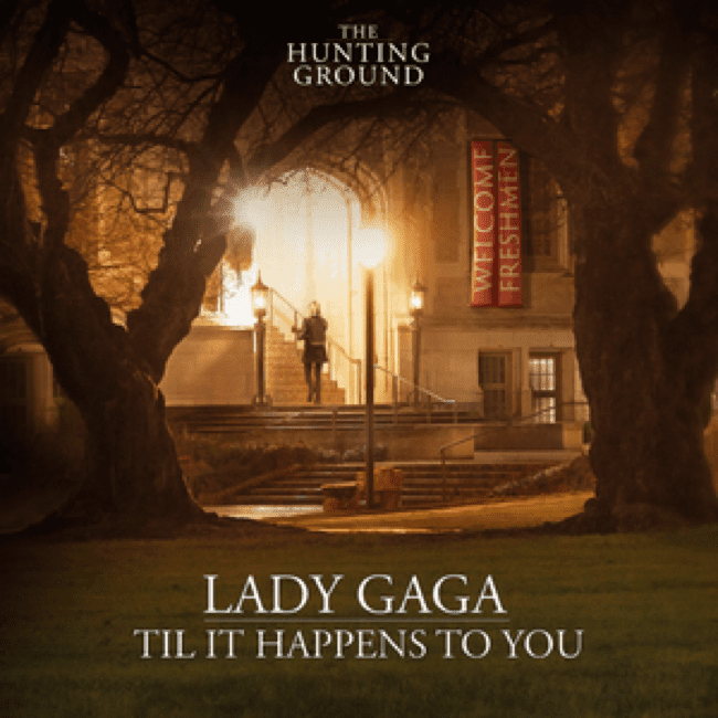 Lady Gaga Til It Happens To You