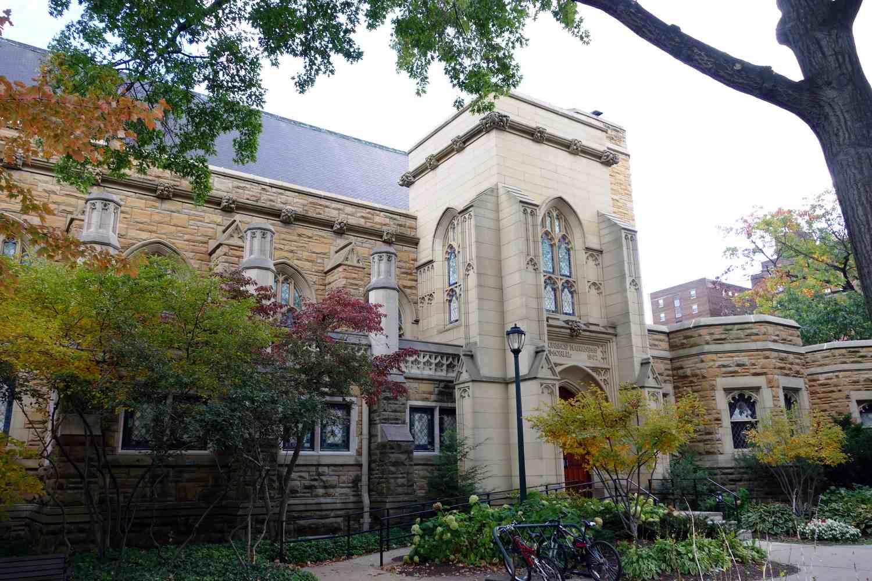 Harkness-muistokappeli Case Western Reserve -yliopistossa