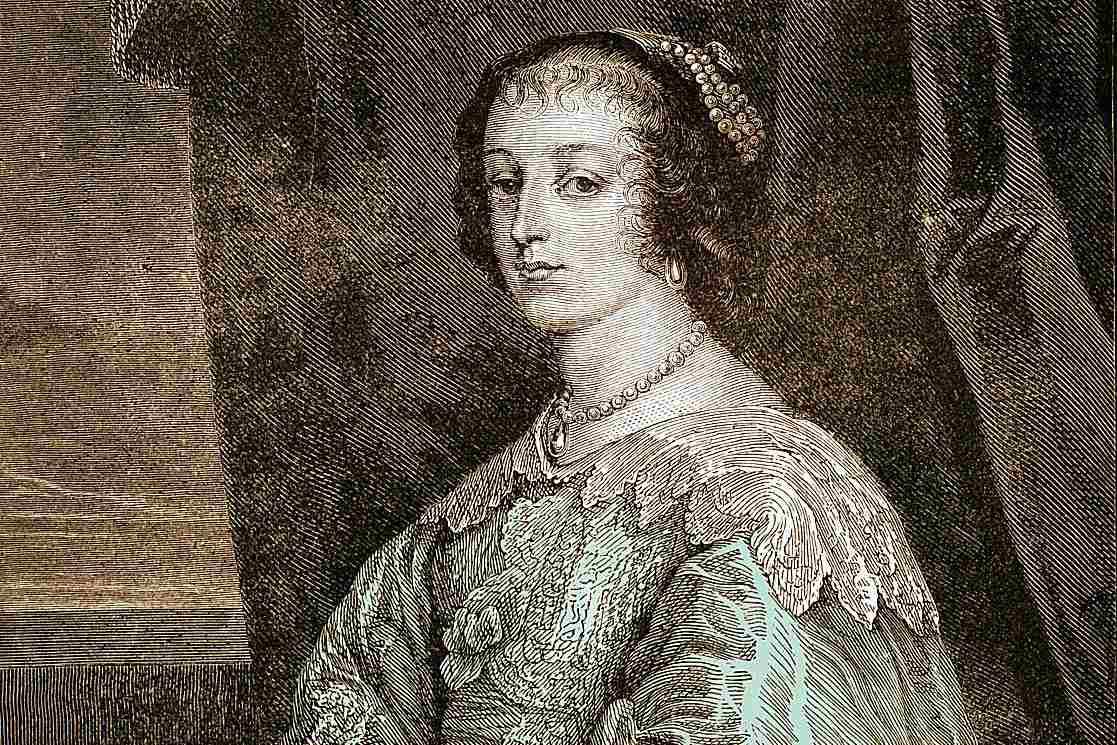 Henrietta Maria, Queen Consort of Charles I of England