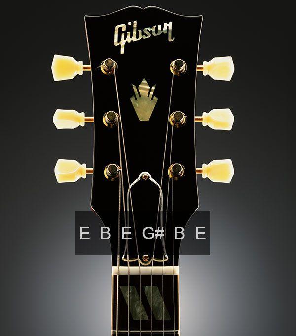 open e tuning guitar