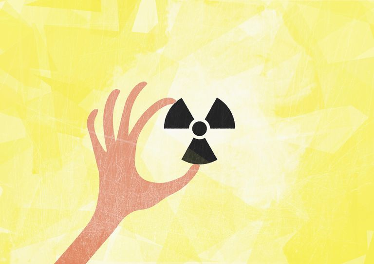 Would you be surprised to learn you are exposed to radioactive products and food every day?