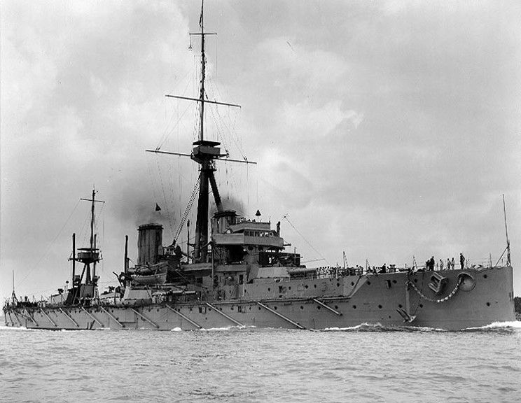 Image result for hms dreadnought