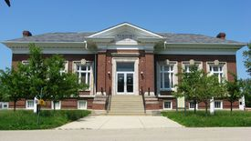 Wilberforce Carnegie Library at Central State University