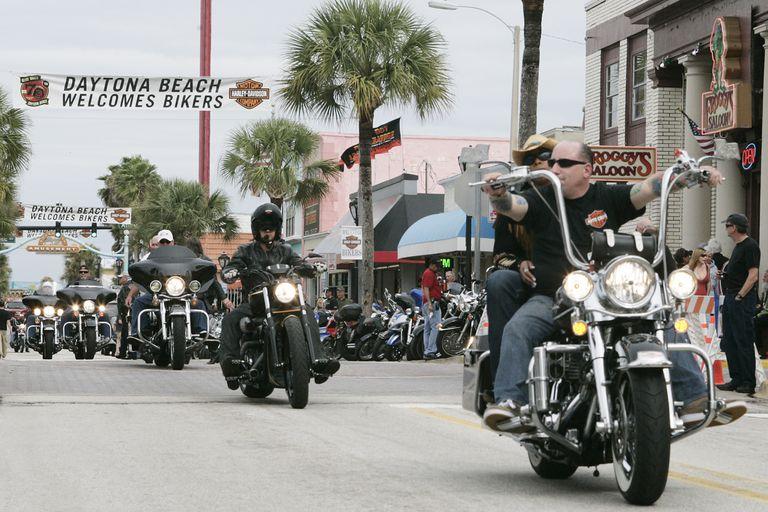 2011 Daytona Bike Week