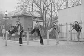 Comedy team Monty Python