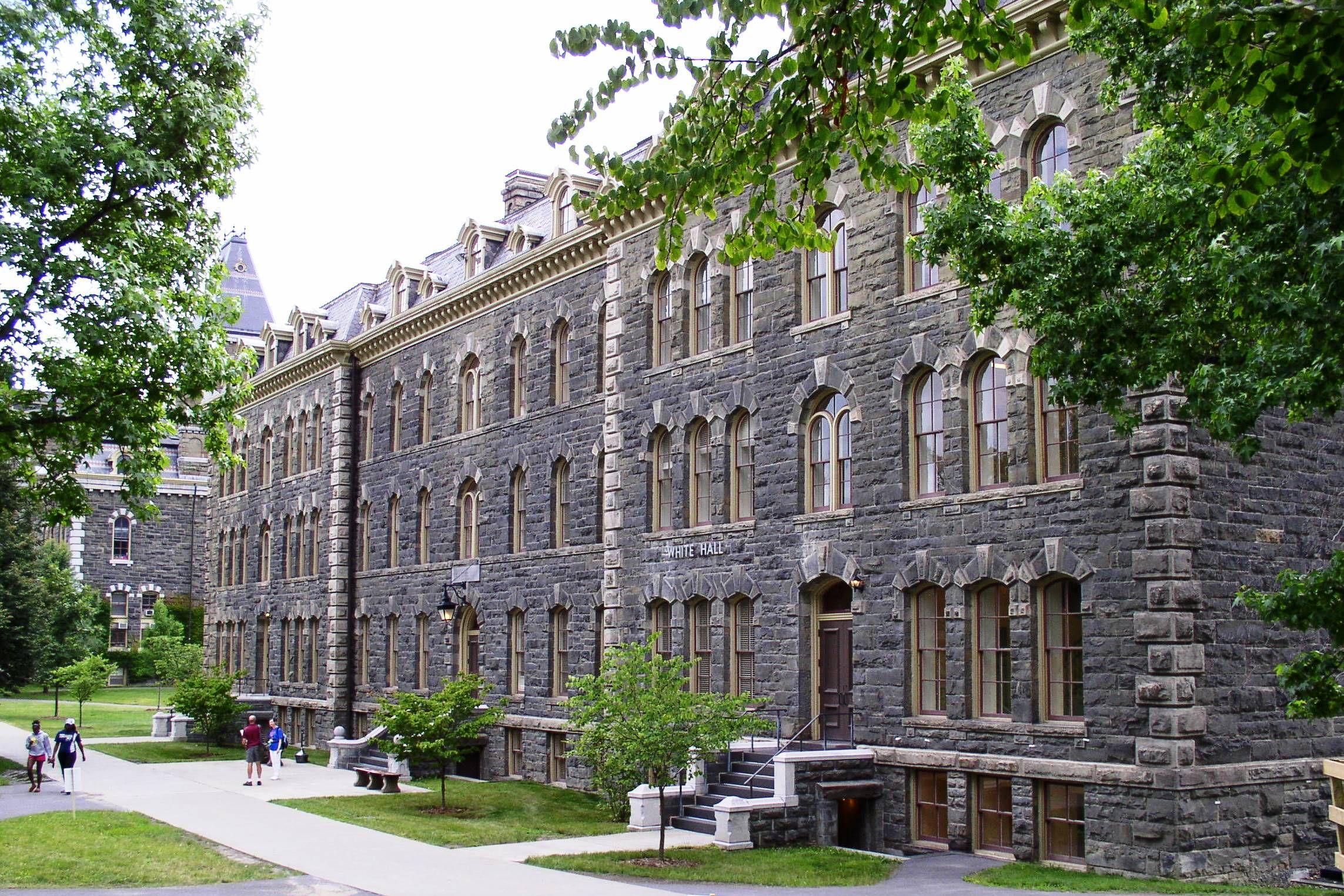 Cornell University White Hall