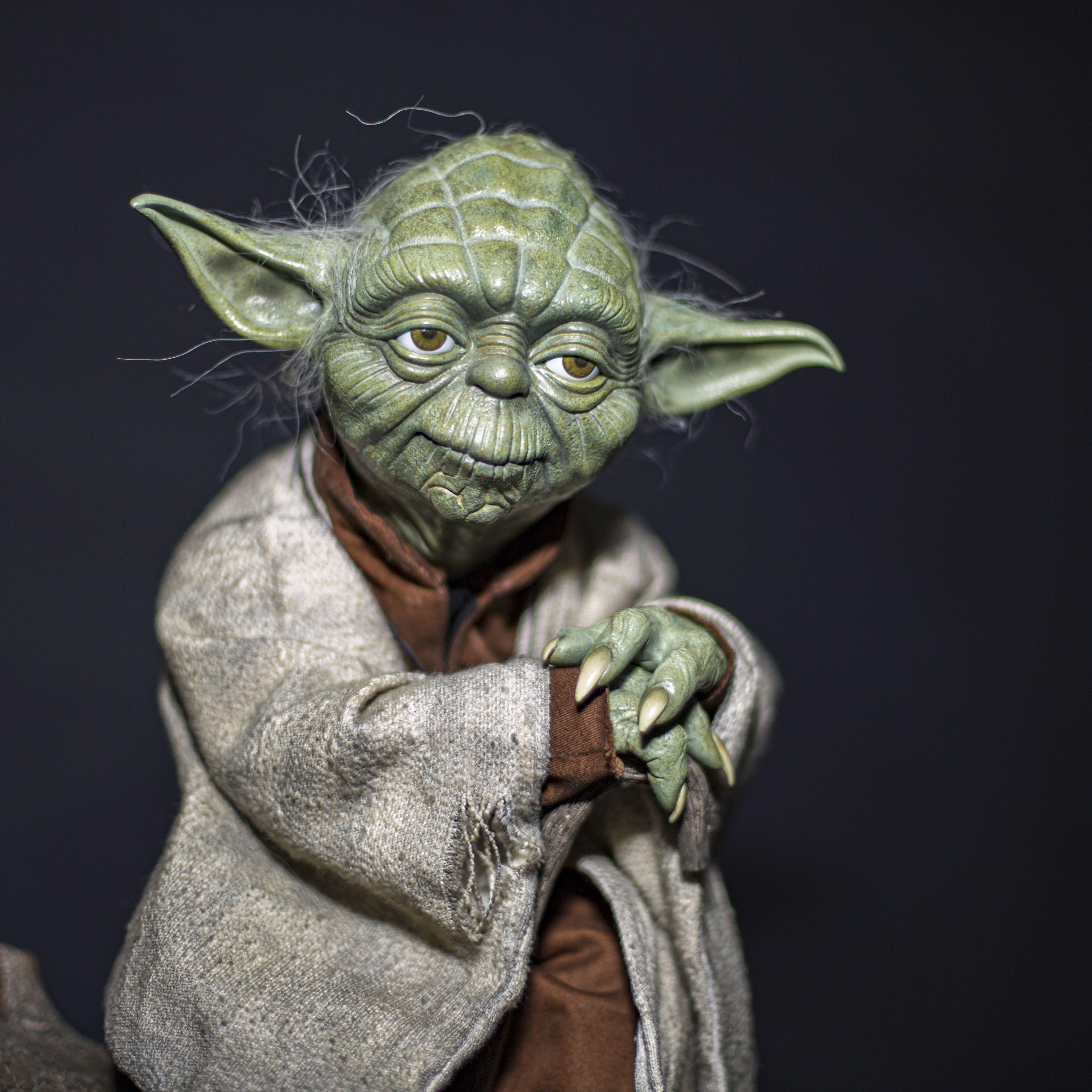 Cover Yoda Instructions | Origami Yoda | 3840x3840