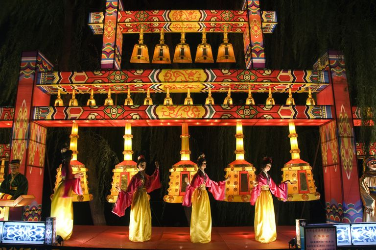 Lantern Festival at Yuanmingyuan: The Old Summer Palace