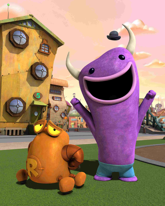 5 Best Cartoons For Kids Who Like Robots