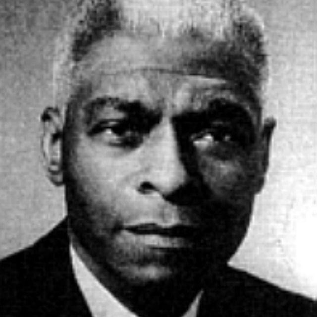 Benjamin Mays, mentor to Martin Luther King, Jr.