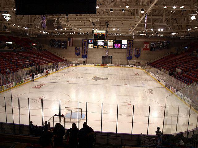 Verizon Wireless Center - Home of Mavericks Hockey