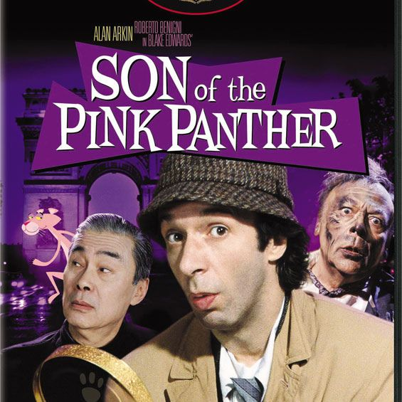 return of the pink panther full movie download