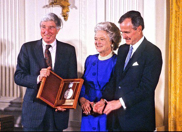 Updike Awarded National Medal Of Arts