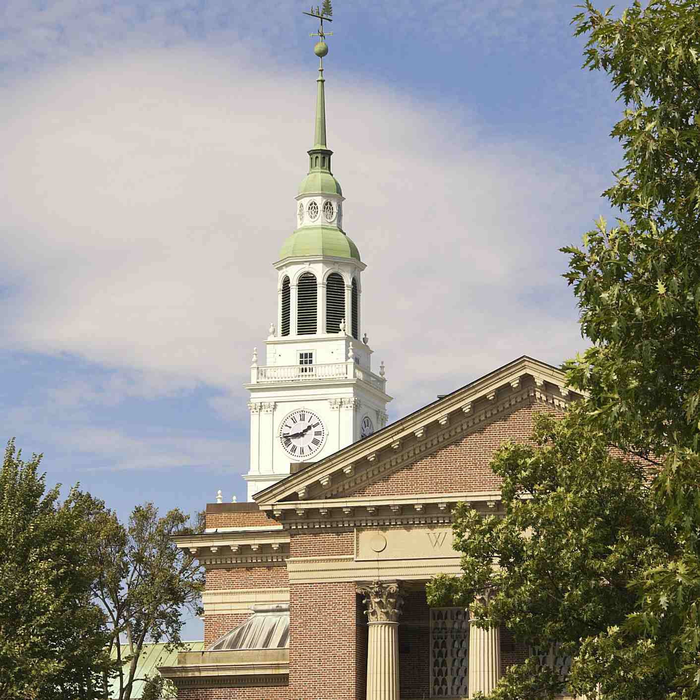 Dartmouth College.