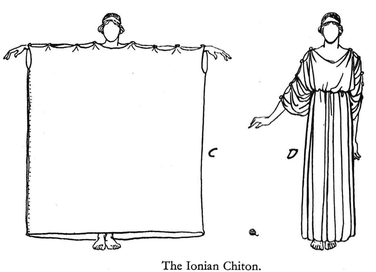 Ionian Chiton