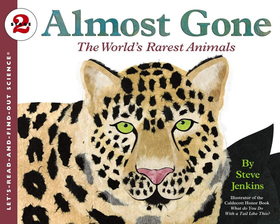 Almost Gone The World's Rarest Animals