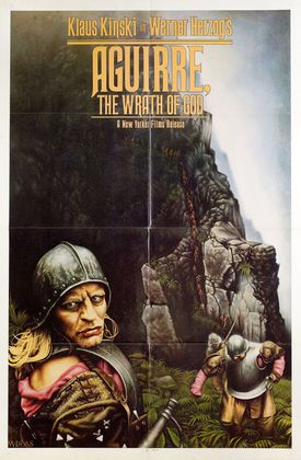 Aguirre's most visible legacy may be in the world of film. The best by far is the 1972 German effort Aguirre, Wrath of God.