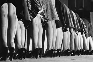 Fashion, Stockings Presentation, On January 14Th 1946, United States