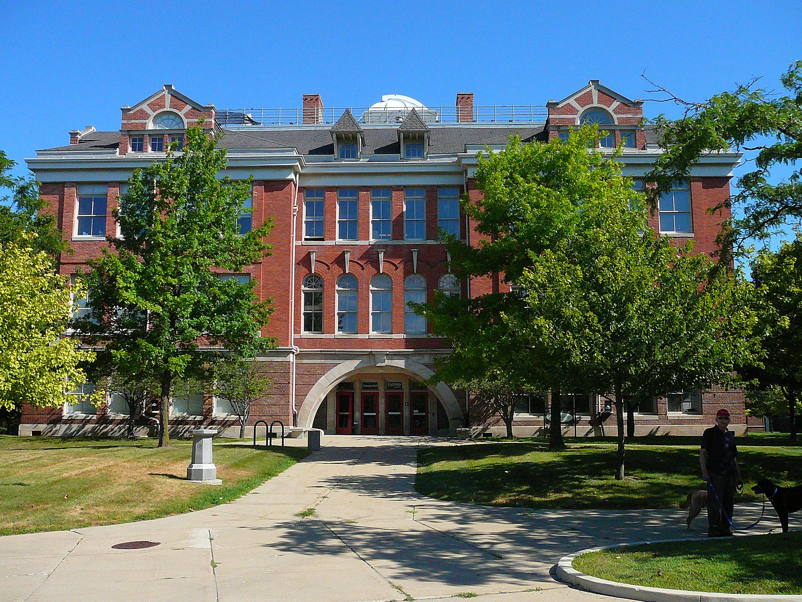 Eastern university admissions essay