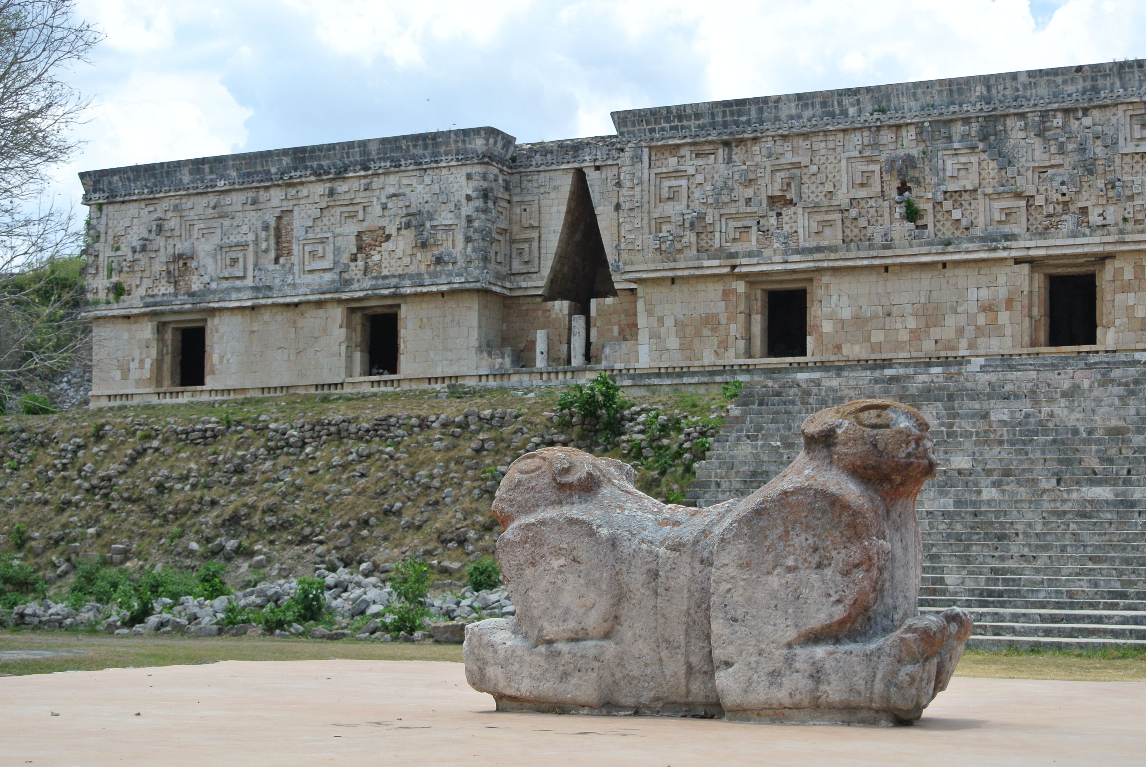 Palace of the Governor at Uxmal