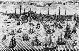 Boston Harbour