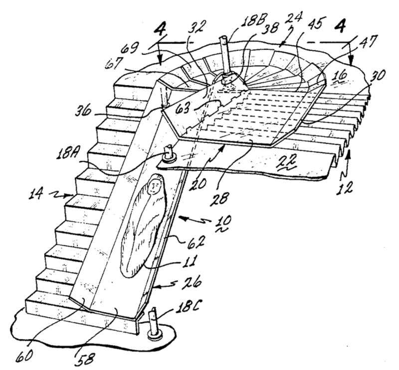 June B Horne - Emergency escape apparatus and method of using same