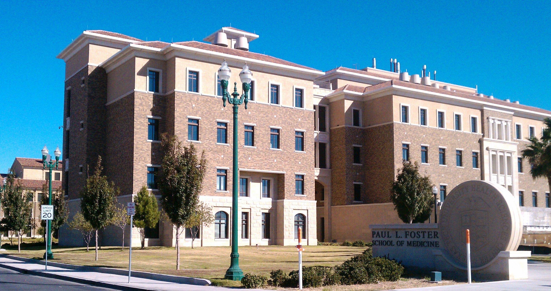 The Paul L. Foster School of Medicine in El Paso