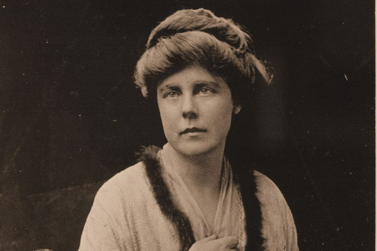 Lucy Burns about 1913