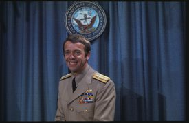Astronaut Alan Shepard Smiling