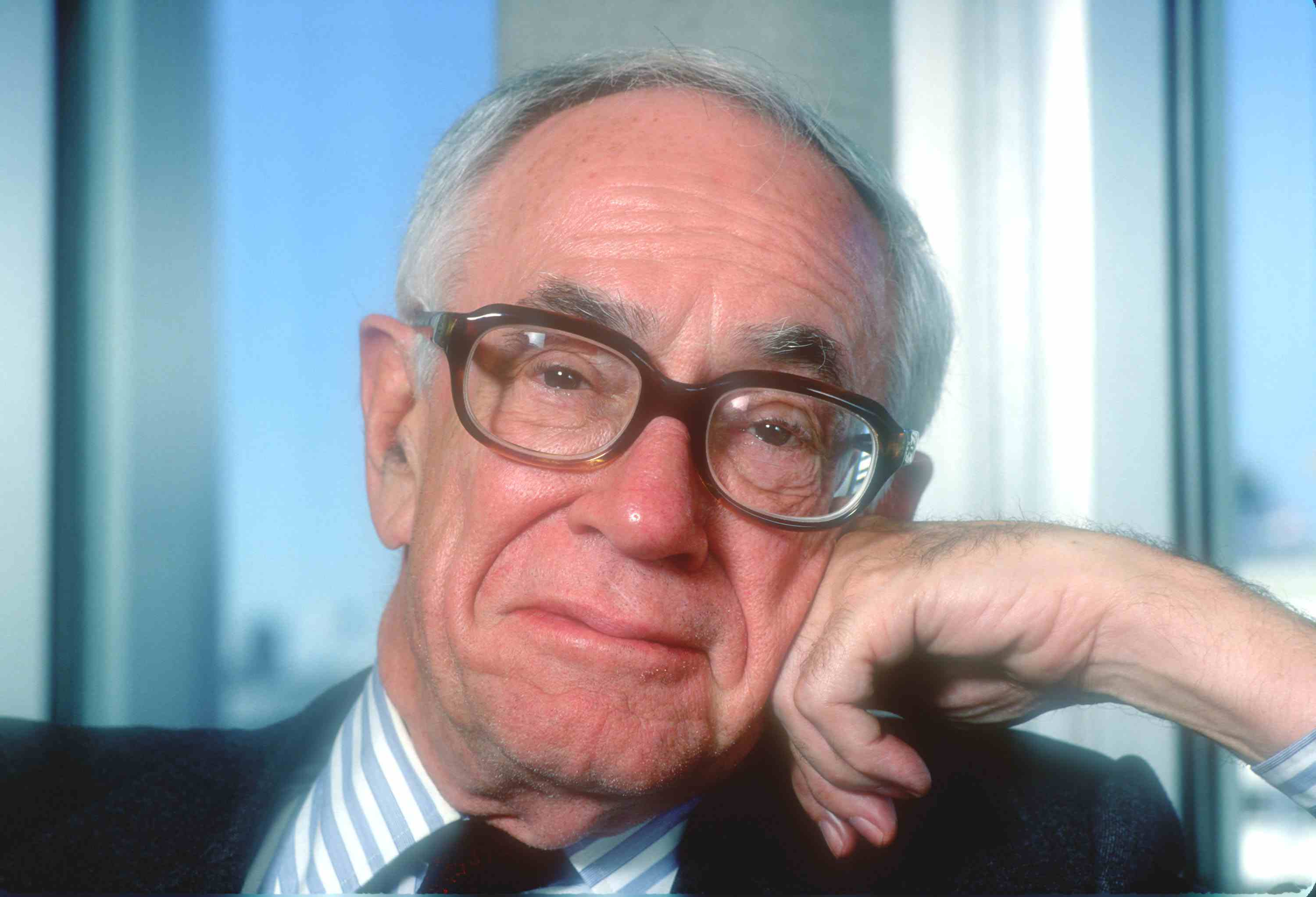 Malcolm Forbes - Yvonne Hemsey - Hulton Archives - Getty Images
