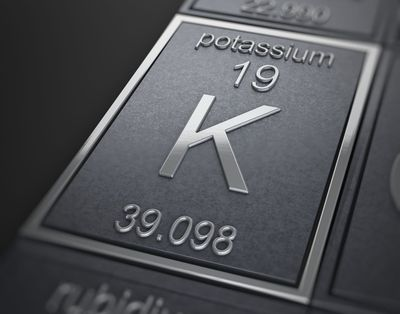 how does potassium 40 dating work