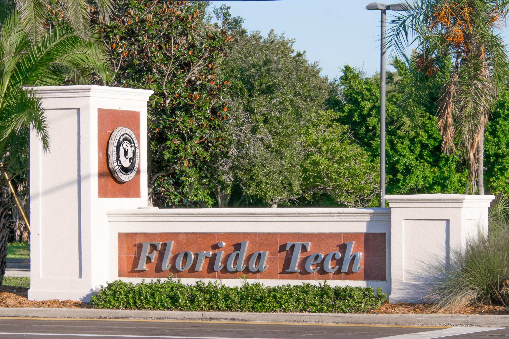 Florida Tech Sign