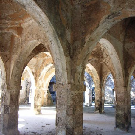 Great Mosque at Kilwa