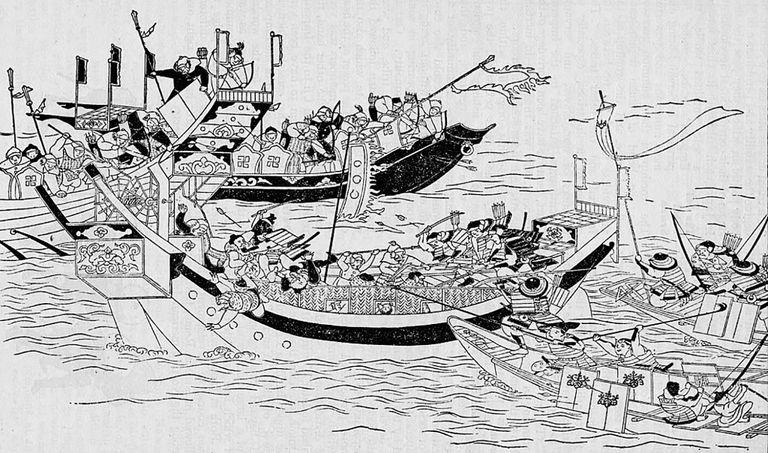 Kublai Khan and the Mongols' Invasions of Japan