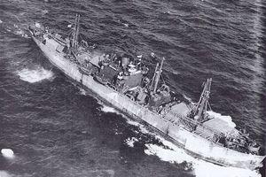 Liberty Ship SS John W. Brown
