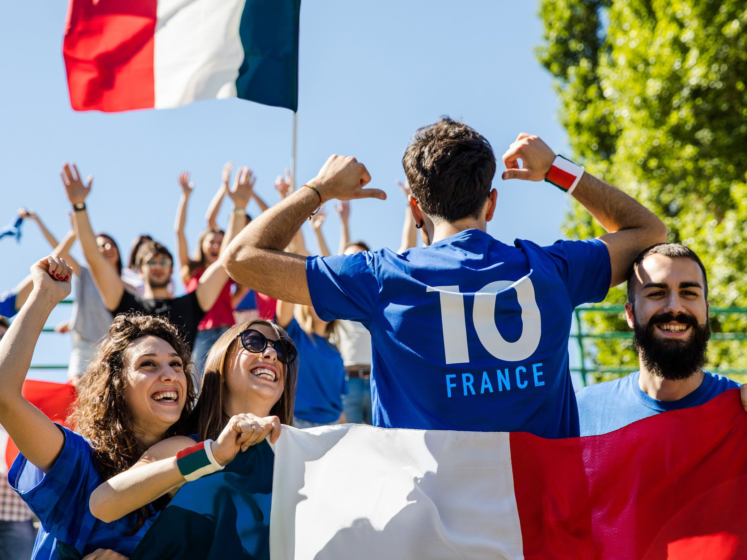 The Meaning of 'Vive la France!'