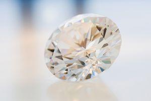 Diamond is crystalline carbon.