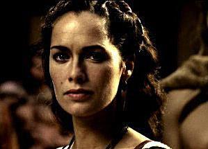 Lena Headey as Queen Gorgo in