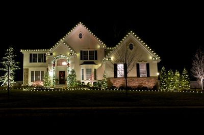 History Of Electric Christmas Lights