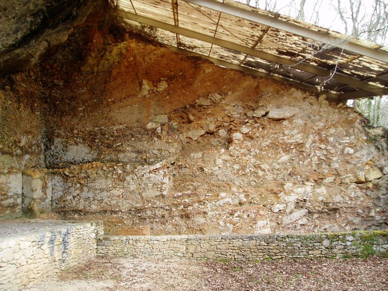 La Ferraissie, Paleolithic Cave Art Site in France