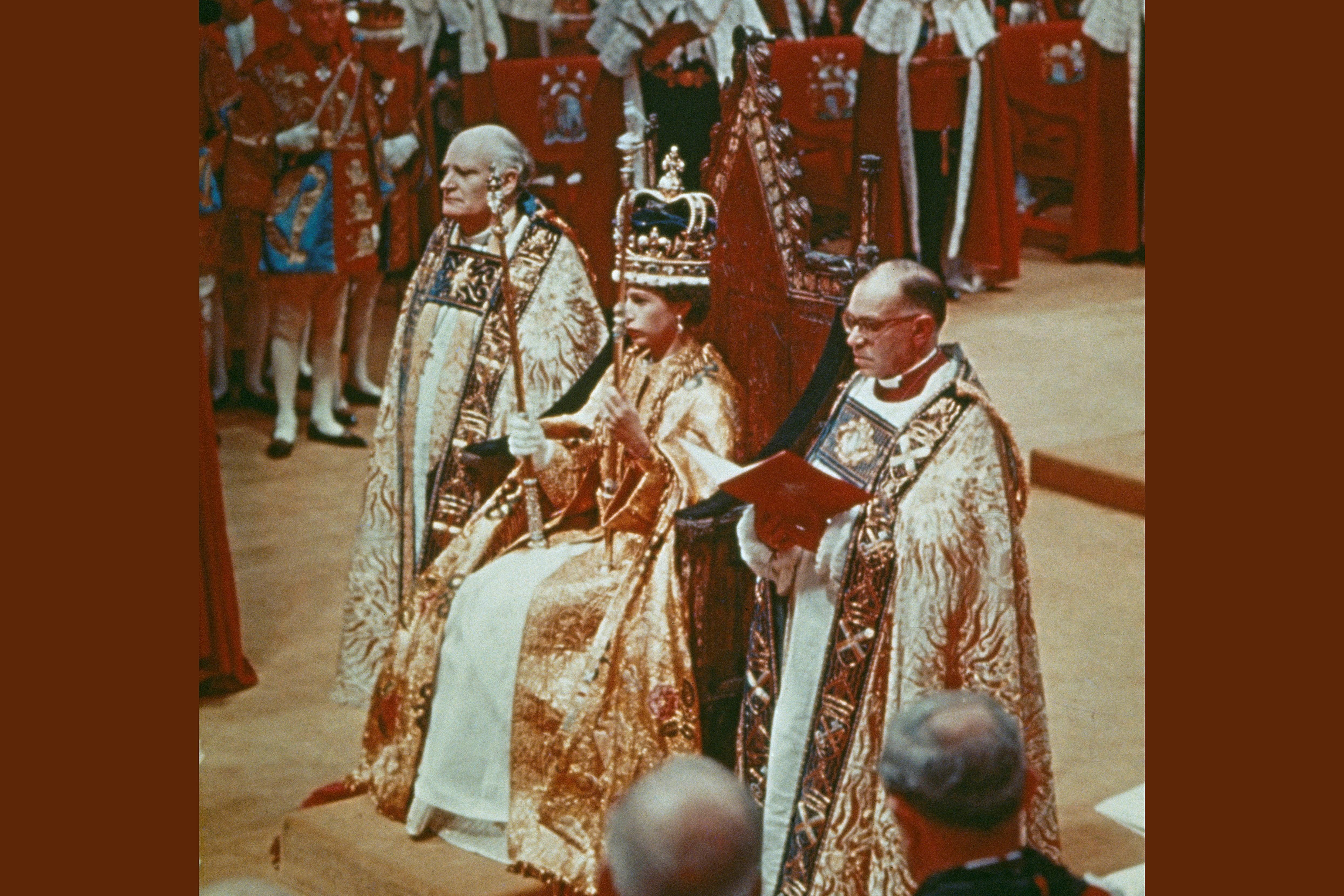 Coronation of Queen Elizabeth II, 1953