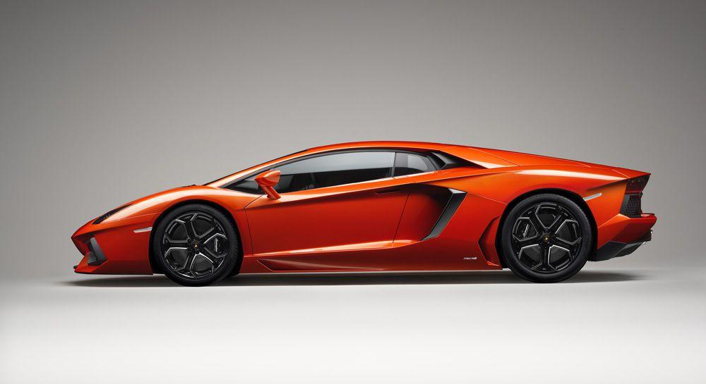 An Overview Of The Lamborghini Aventador Supercar