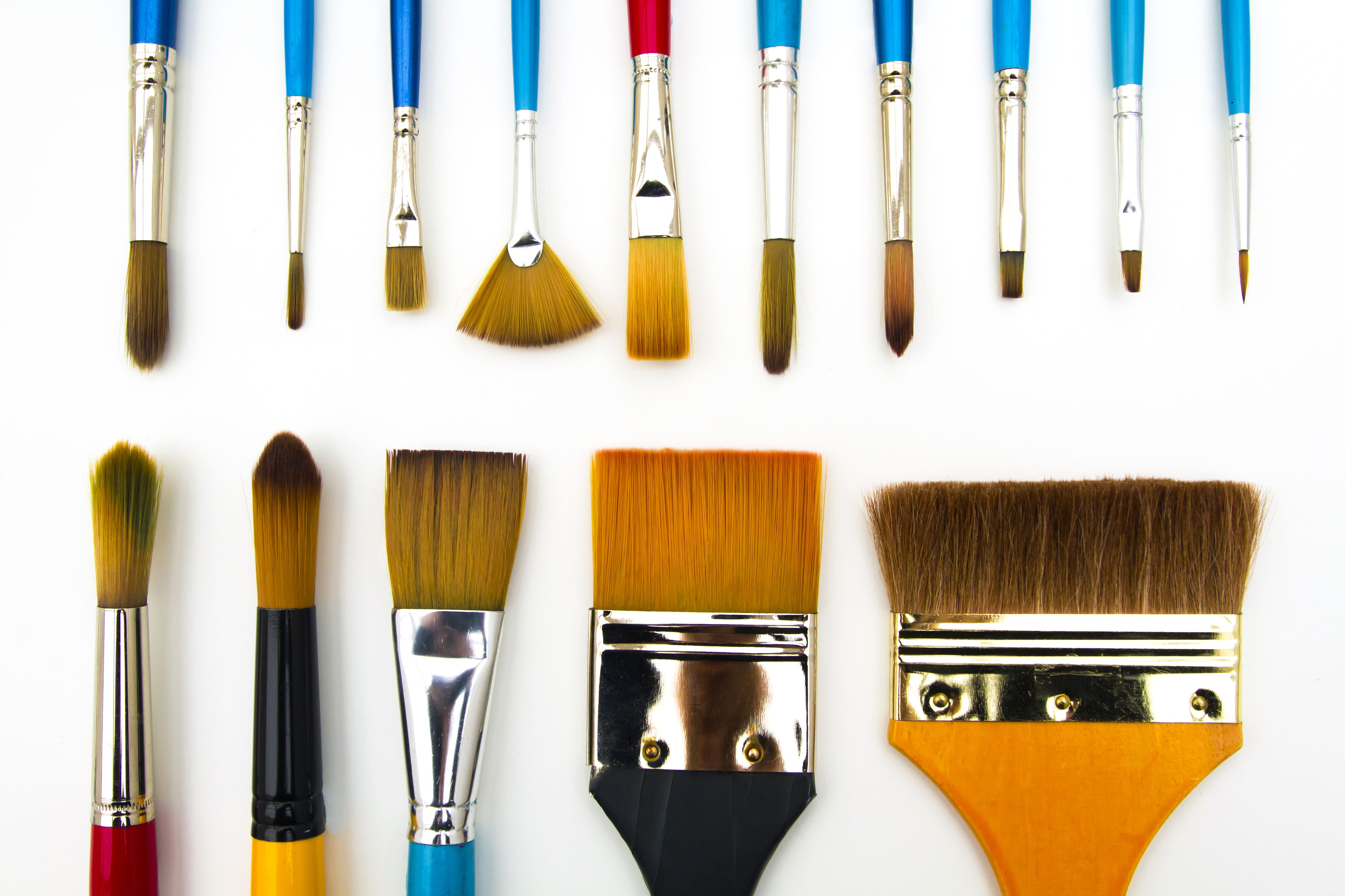 Different Kinds Of Paints And Their Uses