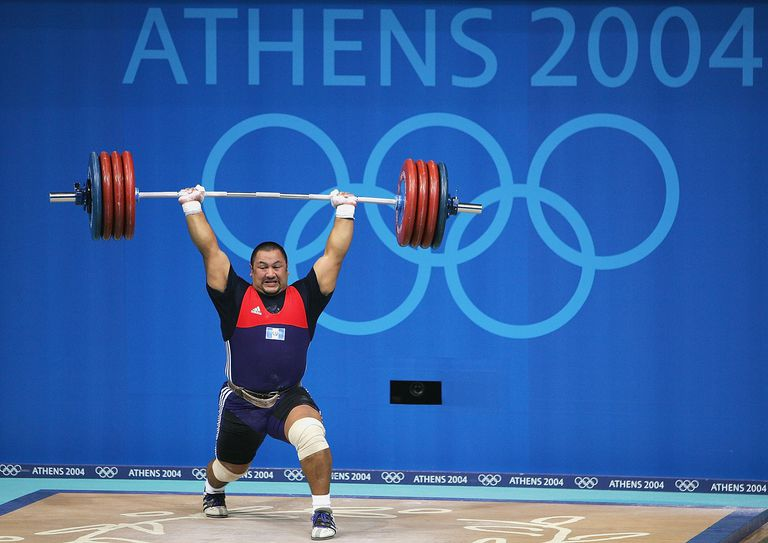 Mens Category +105kg