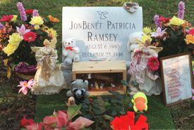 JonBenet Ramsey gravesite