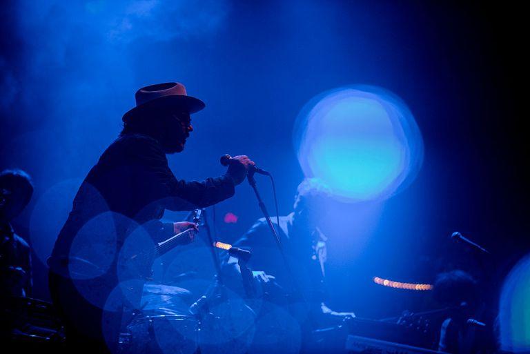 Wilco Live in Brazil