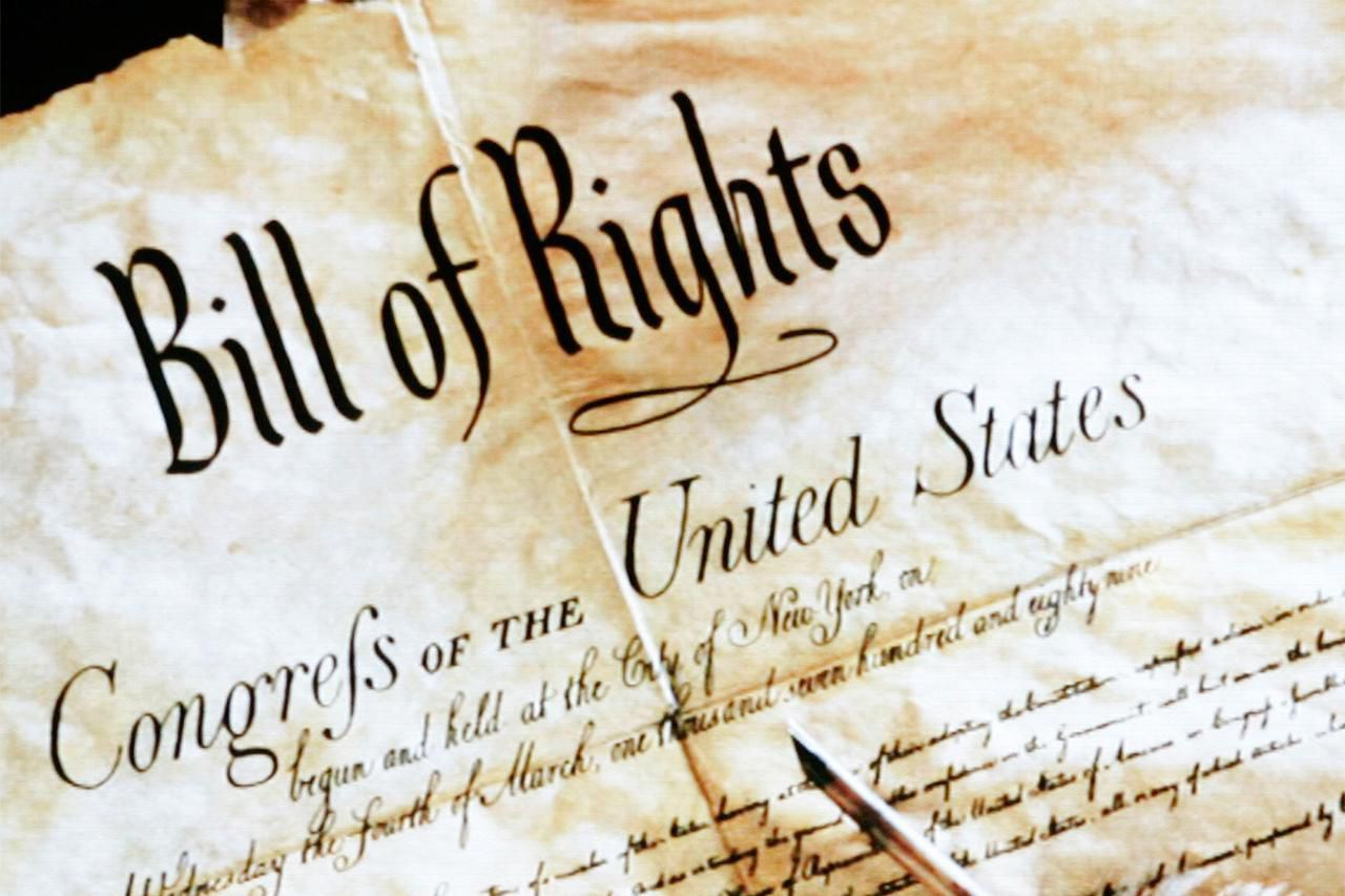 an analysis of the civil liberties in the bill of rights of the united states Civil liberties protected in the bill of rights may be divided into two broad areas: freedoms and rights guaranteed in the first amendment (religion, speech, press, assembly, and petition) and liberties and rights associated with crime and due process.