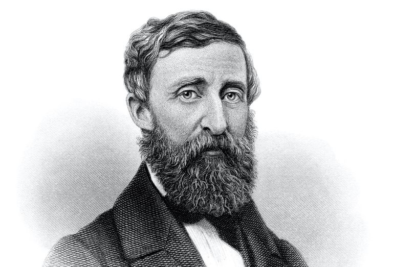 Biography Of Henry David Thoreau American Essayist