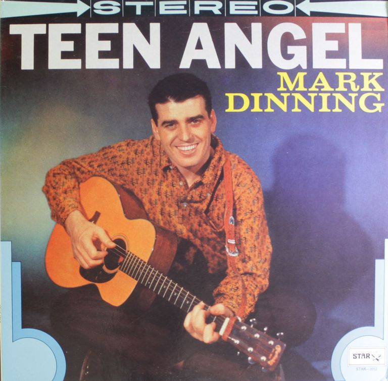 Mark Dinning Teen Angel